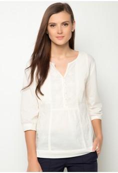 Janna Quarter Sleeves Tops