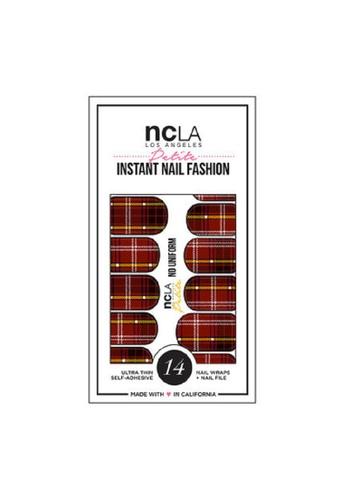NCLA NCLA Nail Wrap Petite No Uniform NC633BE03FKESG_1