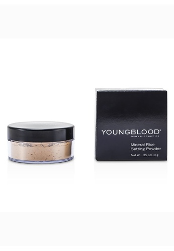 Youngblood YOUNGBLOOD - Mineral Rice Setting Loose Powder - Medium 10g/0.35oz E2A12BE8C64974GS_1