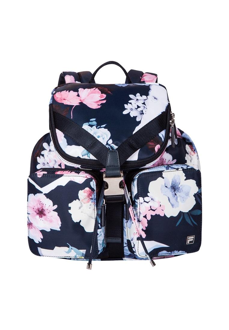 79765716ac5 Heritage Multi Backpack Black Friday Printing Floral Navy FILA PrAnxWP1qw  ...