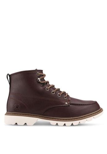 Weinbrenner brown Weinbrenner Outdoor Boots 5827DSH981EEE1GS_1