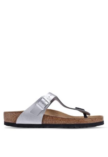 92ac83ce1e8a2a Buy Birkenstock Gizeh Birko-Flor Sandals Online on ZALORA Singapore