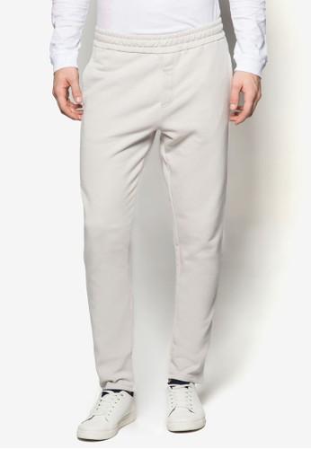 Premium 素色休esprit tote bag閒運動長褲, 服飾, 服飾