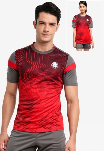 FBT grey and red MARVEL Jersey Ant Man Tee C3785AA9A5D389GS_1