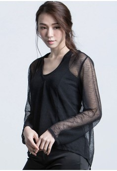 Knit Perspective Knit Top