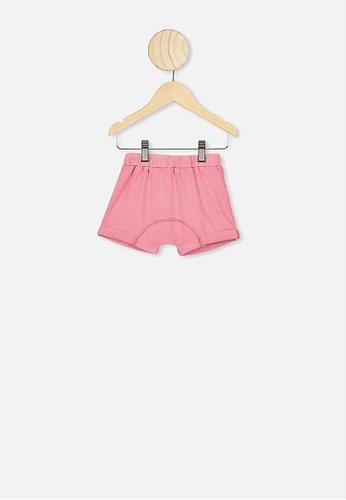 Cotton On Kids pink Sawyer Short B858CKA28E7539GS_1