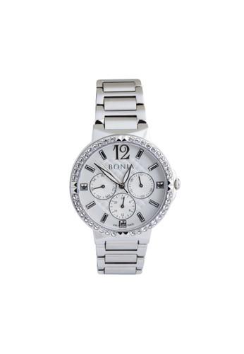 BONIA silver Bonia - BP10433-2315S - Jam Tangan Wanita - Silver 9355CAC6B91669GS_1