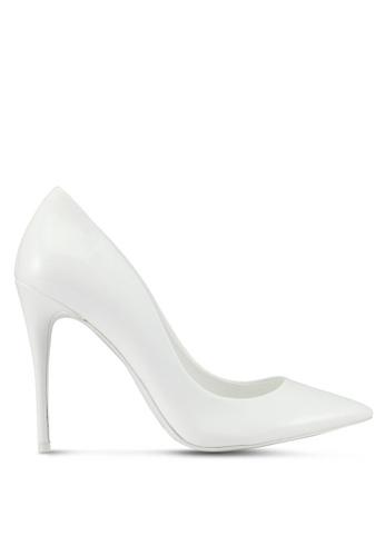 5d55c000e076 ALDO white Stessy Heels 7DB77SH037D30DGS 1