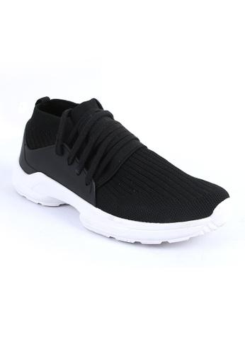 World Balance black Evolve Athleisure Shoes CBC98SH225A217GS_1