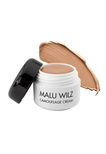 Malu Wilz beige Camouflage Cream 5 MA792BE52TWXMY_1
