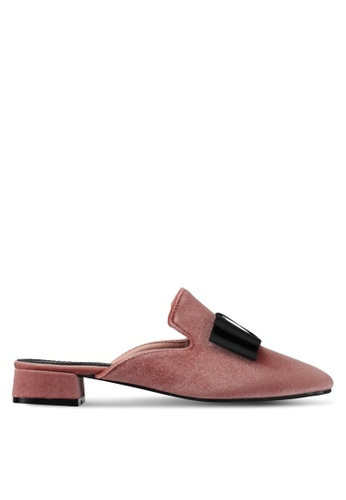DMK pink Slip On Loafers DM860SH0SF53MY_1