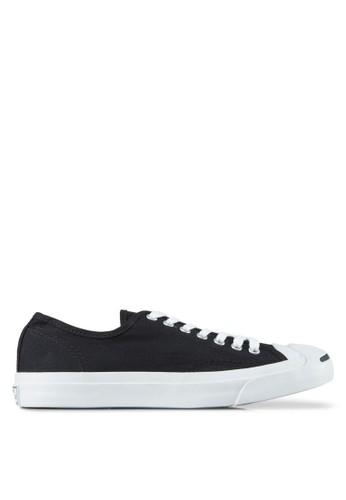Converse black Jack Purcell Ox Sneakers CO302SH34BMVSG 1 c5e6768852