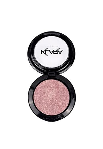 KLARA COSMETICS pink Shimmer Eyeshadow #8 - Metallic Rose 2326FBE7A7314DGS_1