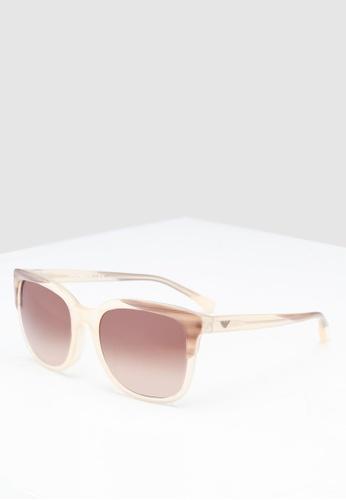 760bec056a9 Shop Emporio Armani Emporio Armani EA4119F Sunglasses Online on ZALORA  Philippines