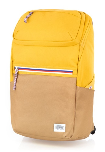 American Tourister yellow American Tourister Barton Backpack 1 30499ACAAB7543GS_1