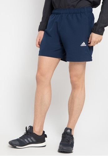 adidas navy adidas essentials chelsea short AD349AA16UVNID_1