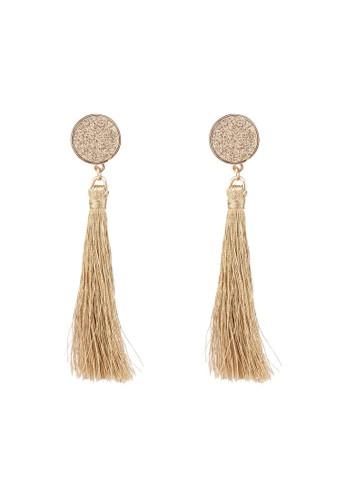 Call It Spring gold Budnikova Earrings C8905ACF40B05DGS_1