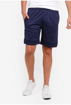 be33de17b UniqTee navy Jogging Style Bermuda Shorts 96698AA57CF49FGS_1