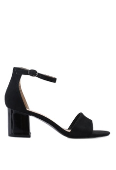 e1b109516350 BETSY black Aubree Sandal Heels 7FA5CSH5B9E356GS 1 BETSY Aubree Sandal  Heels RM 89.90. Available in several sizes