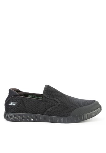 Skechers black On-The-Go 72EB2SH6A5EC67GS_1