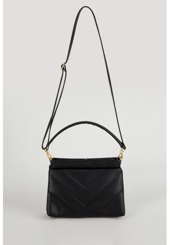 DeFacto black Woman Shoulder Bag B5DFDACBA68357GS_1