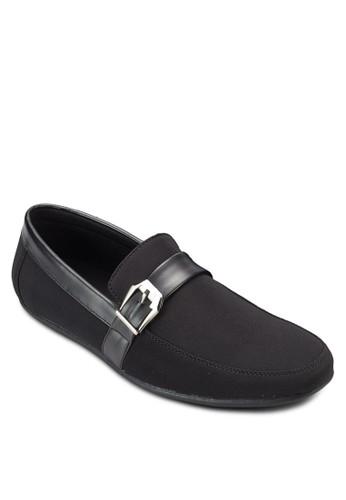 扣環仿皮樂福zalora 心得鞋, 鞋, 懶人鞋
