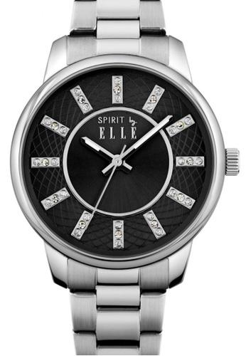 ELLE black Fashion Ladies Watch EL900AC14LPPMY_1