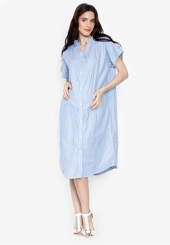 91e52e84b0a3 Shop Amelia Maternity Dress - Shirtdress Online on ZALORA Philippines