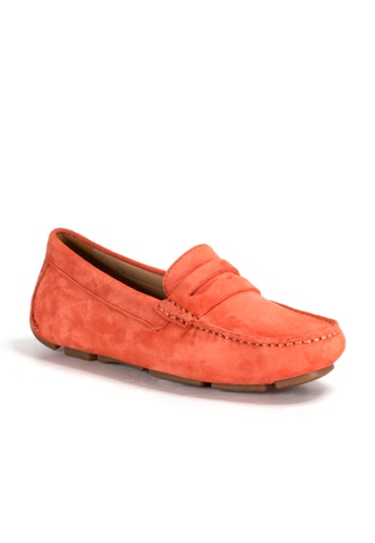 78fec98f740 Buy Shu Talk Amaztep Comfortable Penny Suede Leather Loafers Online ...