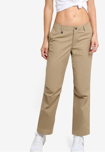 Odlo brown Cheakamus Pants OD608AA62JZHMY_1