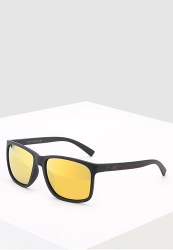Armani Exchange black Armani Urban Attitude 0AX4041SF Sunglasses  7E64EGLA9645C4GS 1 afaadece00292