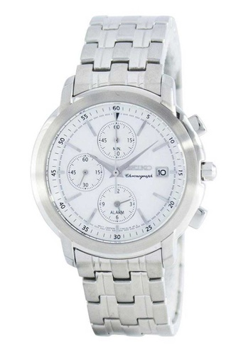 Seiko silver Seiko Titanium Watch 75FF4ACF01CF9BGS_1