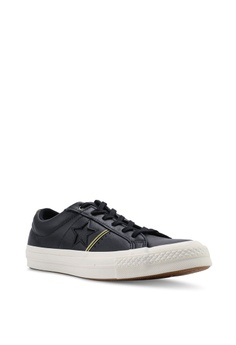 997b8ed7577 51% OFF Converse One Star Piping Pack Ox Sneakers S$ 139.90 NOW S$ 69.00  Sizes 4 5 6 7