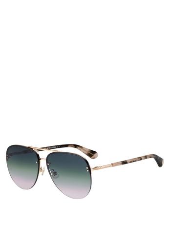 Kate Spade pink Jakayla/S Sunglasses 6D13AGLFBA2D56GS_1