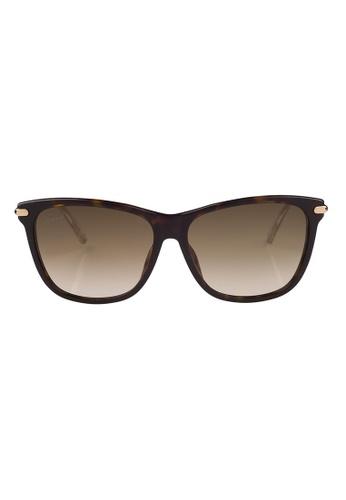 Gucci brown GUCCI Womn Sunglasses 3793/FS LVLCC GU112AC67OVCMY_1