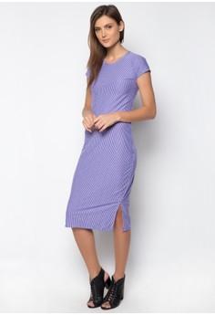 Stella Slit Dress