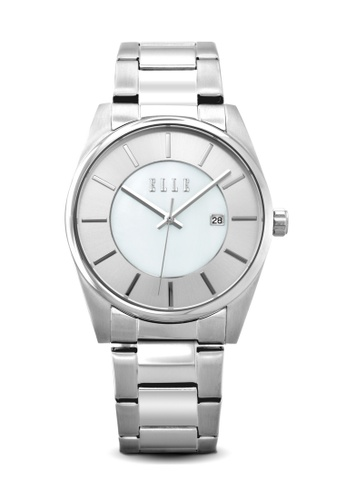 ELLE silver Casual Men's Watch EL105AC12LGDMY_1