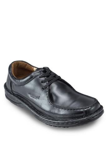 GRANGER 繫帶皮革樂福鞋esprit 評價, 鞋, 鞋