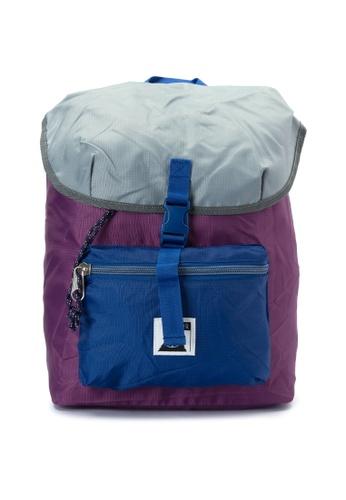 Poler purple Field Backpack B1E04AC7F1CBC8GS_1