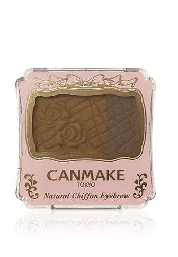 Canmake Canmake Natural Chiffon Eyebrow [#04 Honey Nuts] CA692BE0S6SGMY_1
