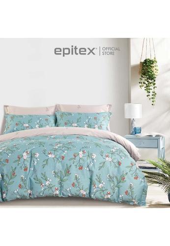 Epitex Epitex CP2036-1 900TC 100% Cotton Bed Sheet Set ED9BCHL72D7286GS_1