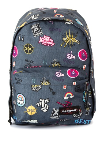 EASTPAK blue Out Of Office 95F3CAC65A4963GS_1