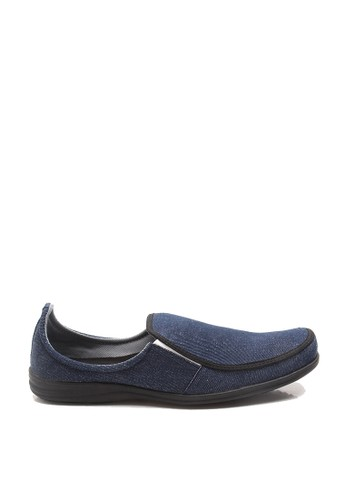 Dr. Kevin navy Dr. Kevin Men Casual Shoes 13273 - Navy DR982SH66ASNID_1