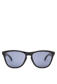 8ff447066f35 Oakley black Frogskins OO9245 Sunglasses OA371GL62UUNSG 1