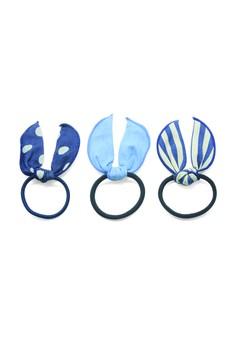 Rabbit Hairtie 2 (3 Pieces Set)