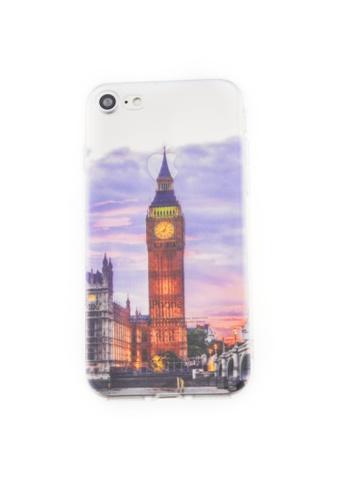 Fancy Cellphone Cases multi Big Ben Soft Transparent Case for iPhone 7 FA644AC69MSCPH_1