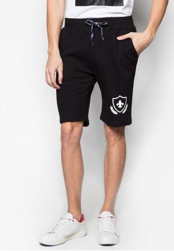 Ha-seon 休閒zalora 台灣門市短褲, 服飾, 短褲