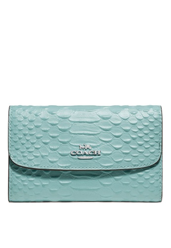 Coach green Medium Envelope Wallet (cv) 3941DACF55201FGS_1