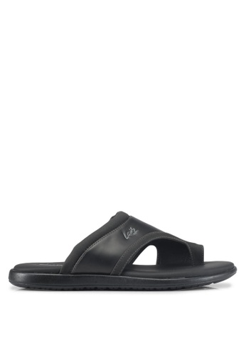 Louis Cuppers black Casual Sandals 452F0SH2C17269GS_1