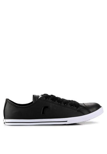 Rhumell black Track Sneaker Shoes RH743SH84XSHID_1